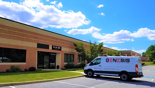Merit Shop Spokesman Magazine features Genesis Corporation