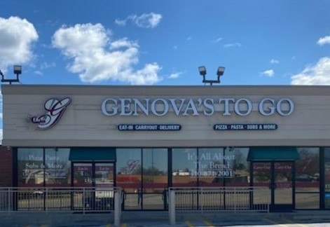 Genova's To Go Expansion