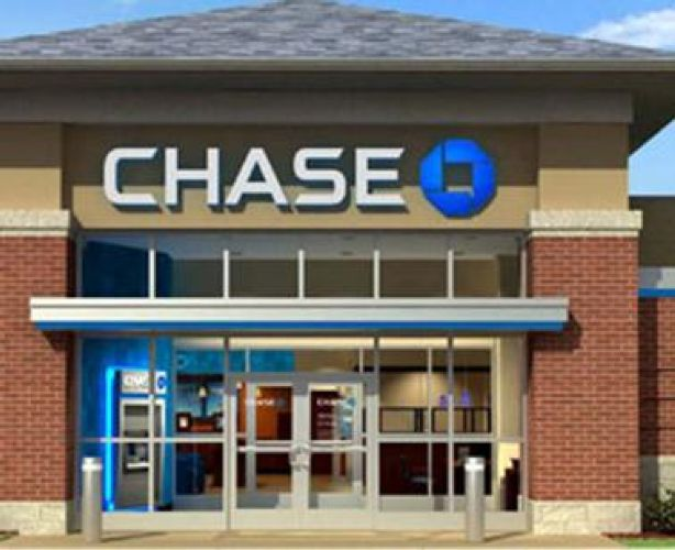 Chase Bank – the Collective in Canton