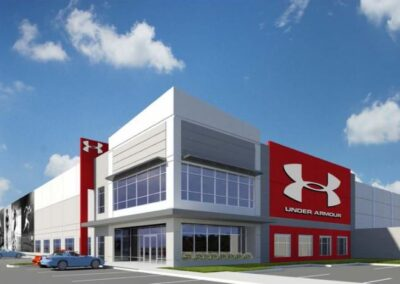 Under Armour ODH Archive Storage